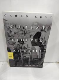 image of Christ Stopped At Eboli: The Story Of A Year (FSG Classics)