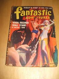 image of Fantastic Adventures for November 1942