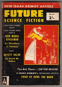 image of Future Science Fiction - No. 11