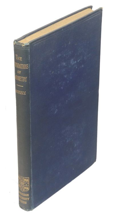 Cambridge: Cambridge University Press, 1897. First edition. Hardcover. Very Good. 8vo. , viii-xvi, 2...