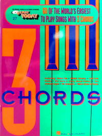 60 of the World's Easiest to Play Songs With 3 Chords--EZ Play Today Vol 27