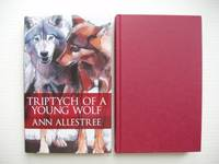 image of Triptych of a Young Wolf      (Signed copy)