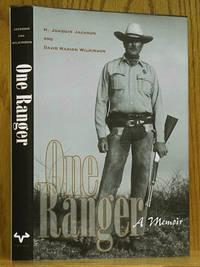 One Ranger: A Memoir (SIGNED)