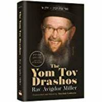 image of The Yom Tov Drashos - Rav Avigdor Mill