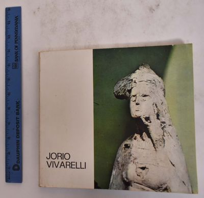 Verona, Italy: Ghelfi, 1974. Softcover. VG (overall light wear to wraps and block edges). White wrap...