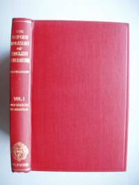 image of The Oxford Treasury of English Literature  Vol. 1 : Old English to Jacobean