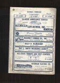 image of Telephone Directory, December 1965, Waverly, Tenn. , Mcewen Including New  Johnsonville