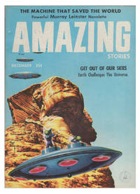 image of The Machine That Saved the World in Amazing Stories December 1957