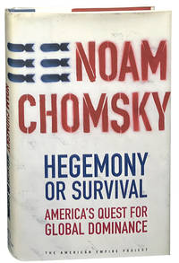 image of Hegemony or Survival; America's Quest for Global Dominance