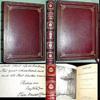1878 HARVARD AND ITS SURROUNDINGS MOSES KING 1ST EDITION & SIGNED OLIVER WENDELL HOLMES LETTER IVY LEAGUE COLLEGE AUTOGRAPH FULL LEATHER ILLUSTRATED