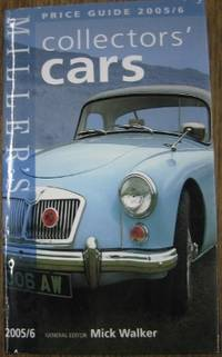 Miller's Price Guide 2005/6. Collectors Cars.