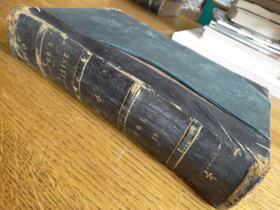 New York: Harper & Brothers, 1859. Hardcover. Good clean and tight interior but leather brittle, clo...