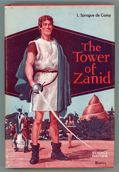 New York: Avalon Books, 1958. Octavo, cloth. First edition. Part of the Krishna series. A fine copy ...