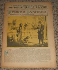image of Penrod Jashber  Supplement from The Philadelphia Record for March 23rd 1930