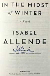 IN THE MIDST OF WINTER (SIGNED)