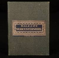 Walker's County Maps: Worcestershire