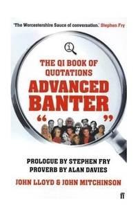 image of QI: Advanced Banter