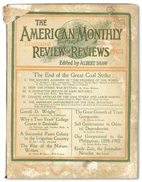 The American Monthly Illustrated Review of Reviews. Vol XXVI, whole no. 154 (November 1902)