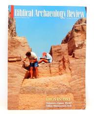 Biblical Archaeology Review: January/Februrary 1993  (Vol 19  No 1)
