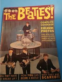 THE BEATLES: (SOUVENIR MAGAZINE 1964)  Beatles: Stephen Kahn: Publisher  and Editorial Director.