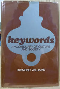 image of Keywords:  A Vocabulary of Culture and Society