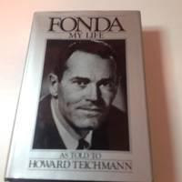 Fonda My Life-Signed/Inscribed