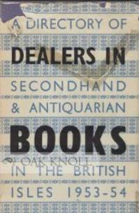London: Sheppard Press, 1953. cloth, dust jacket. Bookselling. 8vo. cloth, dust jacket. 149, xxiv pa...