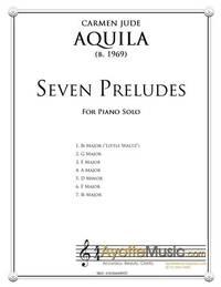 Seven Preludes for Piano