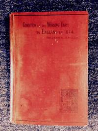 Condition of the Working Class in England in 1844 by  Frederick Engels - Hardcover - 1892 - from Black River Books and Biblio.com