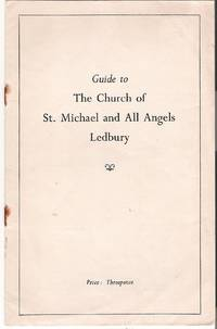image of Guide to the Church of St. Michael and All Angels, Ledbury