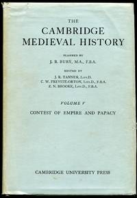 The Cambridge Medieval History: Vol. V--Contest of Empire and Papacy