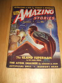image of Amazing Stories for October 1938