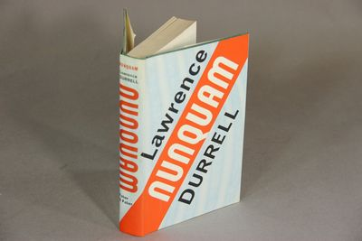 London: Faber and Faber, 1970. First English edition, 8vo, pp. 282, ; original cloth in blue decorat...
