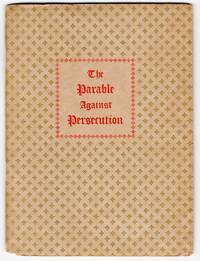 image of The Parable Against Persecution: A Proposed New Chapter for the Bible