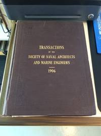 image of Transactions of the Society of Naval Architects and Marine Engineers: Vol. XIV, 1906