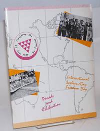 1982 International Lesbian/Gay Freedom Day parade and celebration: Out of many . . . one; Sunday, 27 June 1982