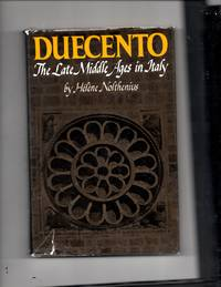 Duecento; The Late Middle ages in Italy