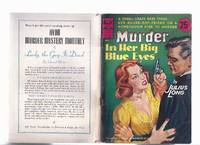 Murder in Her Big Blue Eyes (aka Keep the Coffins Coming )/ Avon Murder Mystery Monthly # 48