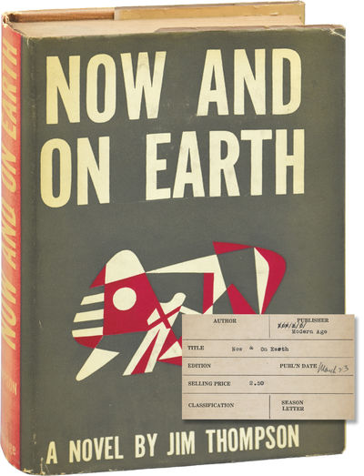 New York: Modern Age, 1942. First Edition. First Edition of the author's first book, one of three ha...