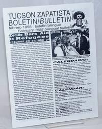 Tucson Zapatista Bulletin: February 1998: Zedillo Bars Aid to refugees
