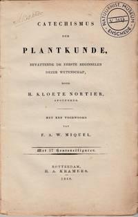 image of Catechismus der Plantkunde, bevattende de eerste beginselen van deze wetenschap... Met een voorwoord van F.A.W. Miquel