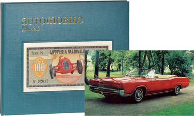 Kurtztown, PA: Automobile Quarterly, 1969. First Edition. First Edition. Oblong octavo. Publisher's ...