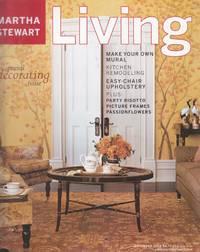 Martha Stewart Living Magazine September 2002