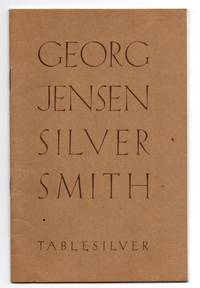 Georg Jensen's Tablesilver