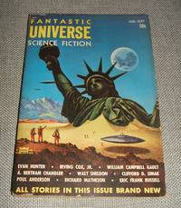 image of Fantastic Universe Science Fiction for  August-September 1953 Volume 1 number 2