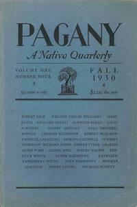 PAGANY  A NATIVE QUARTERLY