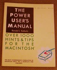 The Power User's Manual