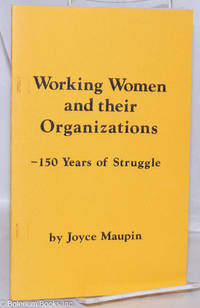 image of Working women and their organizations: 150 years of struggle