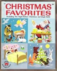 CHRISTMAS FAVORITES The Wonder Book of Christmas