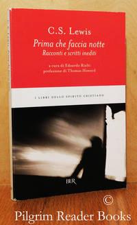 image of Clive Staples Lewis: Prima che faccia notte. Racconti e scritti inediti.